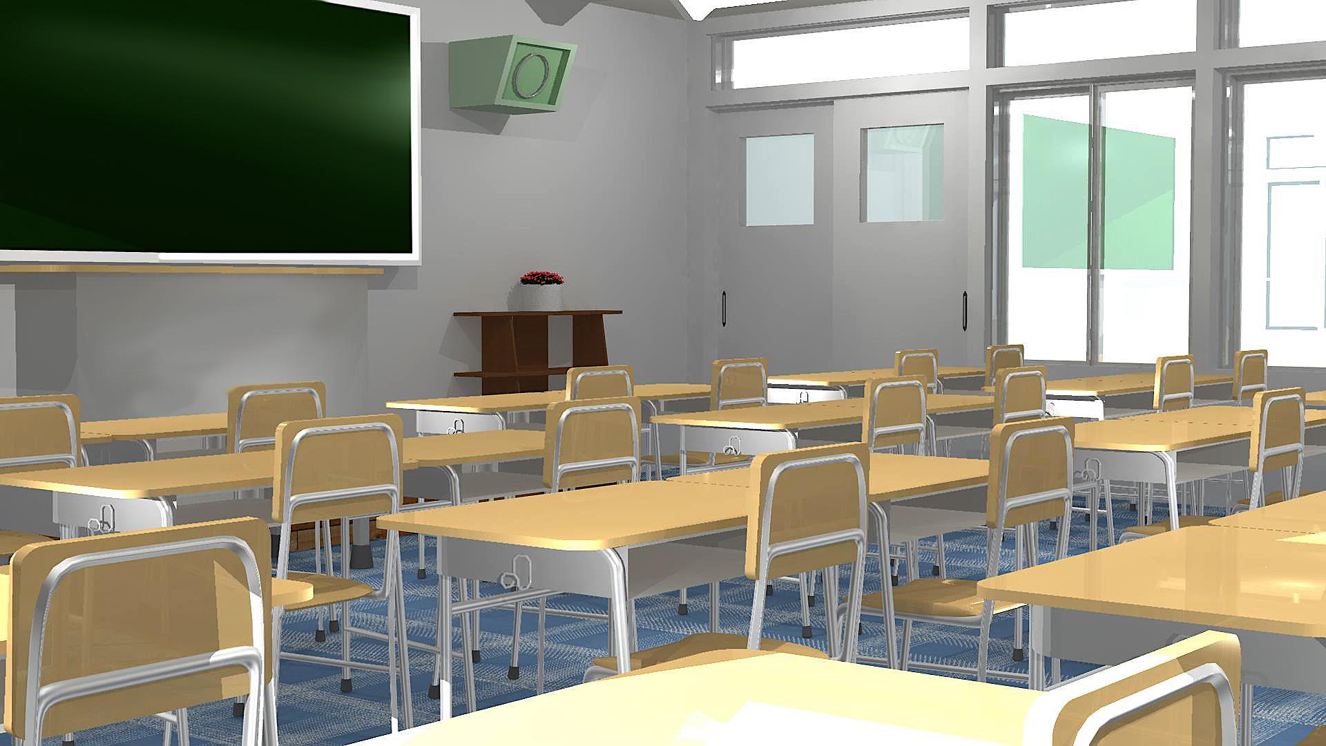 学校 背景 フリー